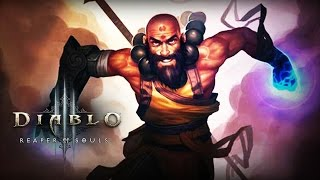 ♥ Diablo 3 (Monk Gameplay) - Greater Rift 50