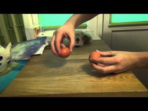 Как отличить настоящие яйца от искусственных