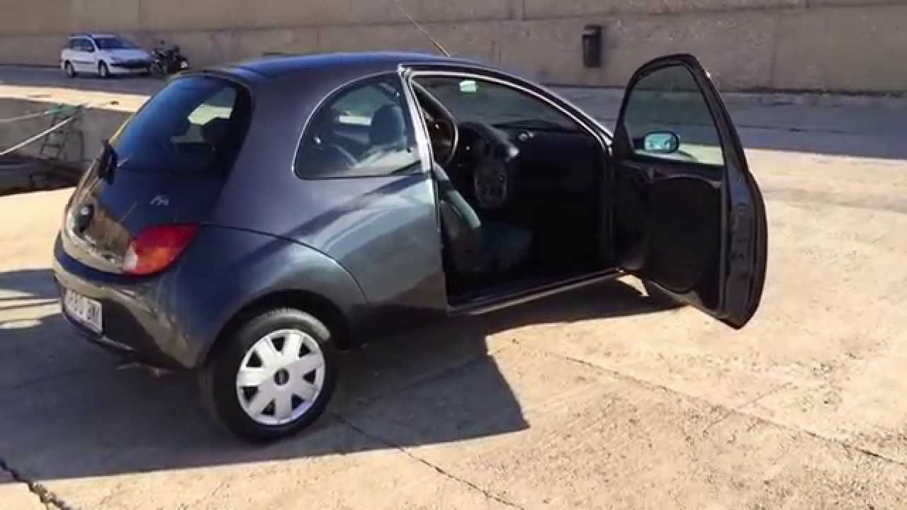 2006 ford ka 1 3 collection 3dr lhd for sale in spain youtube. Black Bedroom Furniture Sets. Home Design Ideas