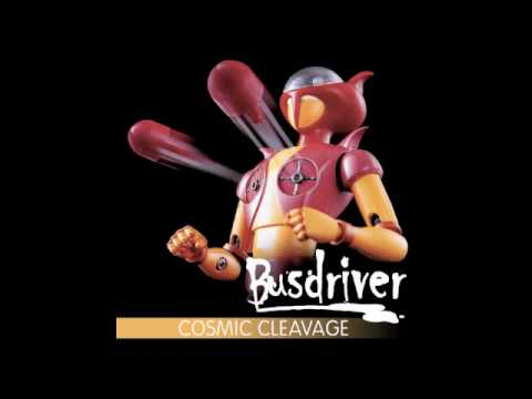 Busdriver - Nagging Nimbus