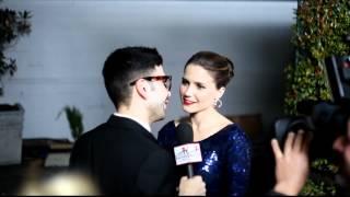 Bruna Rubio TV HOST/ actress Sophia Bush