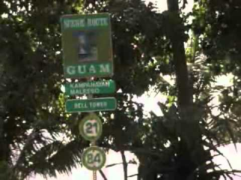 "Guam US territory ""Passport"" (1) travel destination"