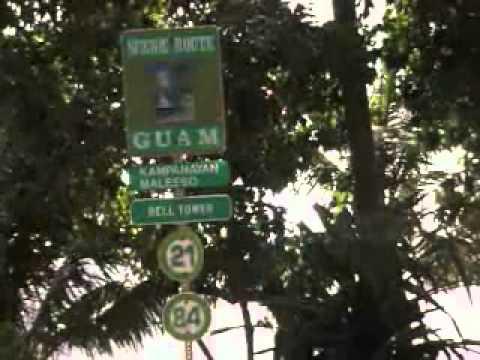 """Guam US territory """"Passport"""" (1) travel destination"""