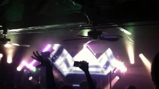 Buku All Deez Paper Diamond Mix @ The Bluebird 10/15/2012