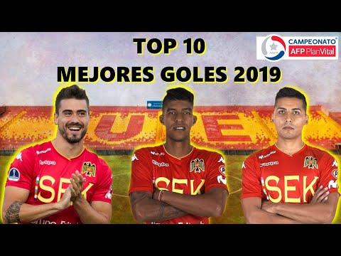 Top 10 Goles De U. Española en el Campeonato 2019