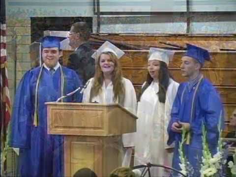 Somerset Berkley Regional High School Class of 2012 Graduation
