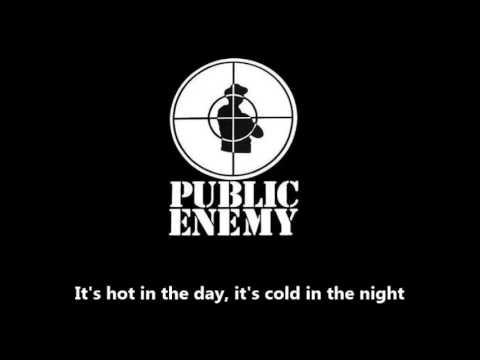 Public Enemy - Can't Truss It (lyrics)