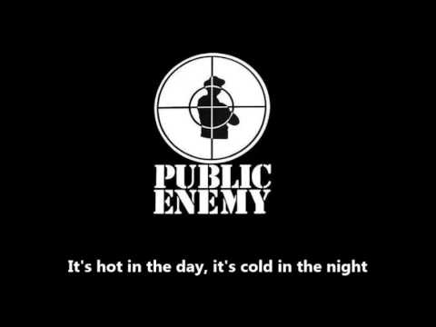 Public Enemy - Can't Truss It (lyrics)