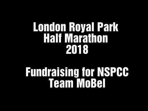 London Royal Park Half Marathon 2018