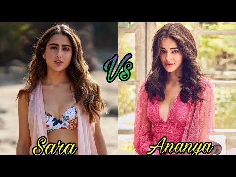 sara-ali-khan-vs-ananya-pandey-comparison-2020-,top-10-bollywood-actress(networth,-hit-and-flop)fans