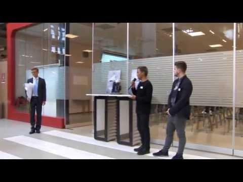 Rotterdam Business School -Entrepreneurs meet RBS-Researchers & -Lecturers at RDM-campus