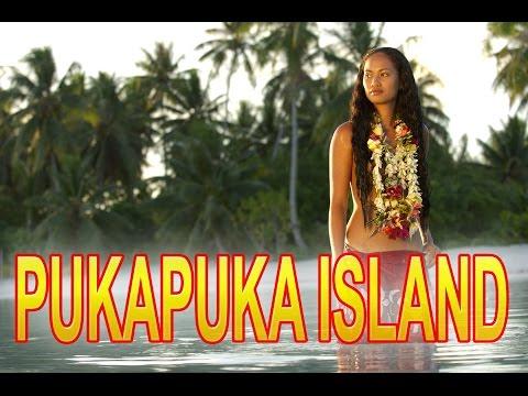 PUKAPUKA ISLAND (Te Ulu O Te Watu) Wale.Cook Islands 2017