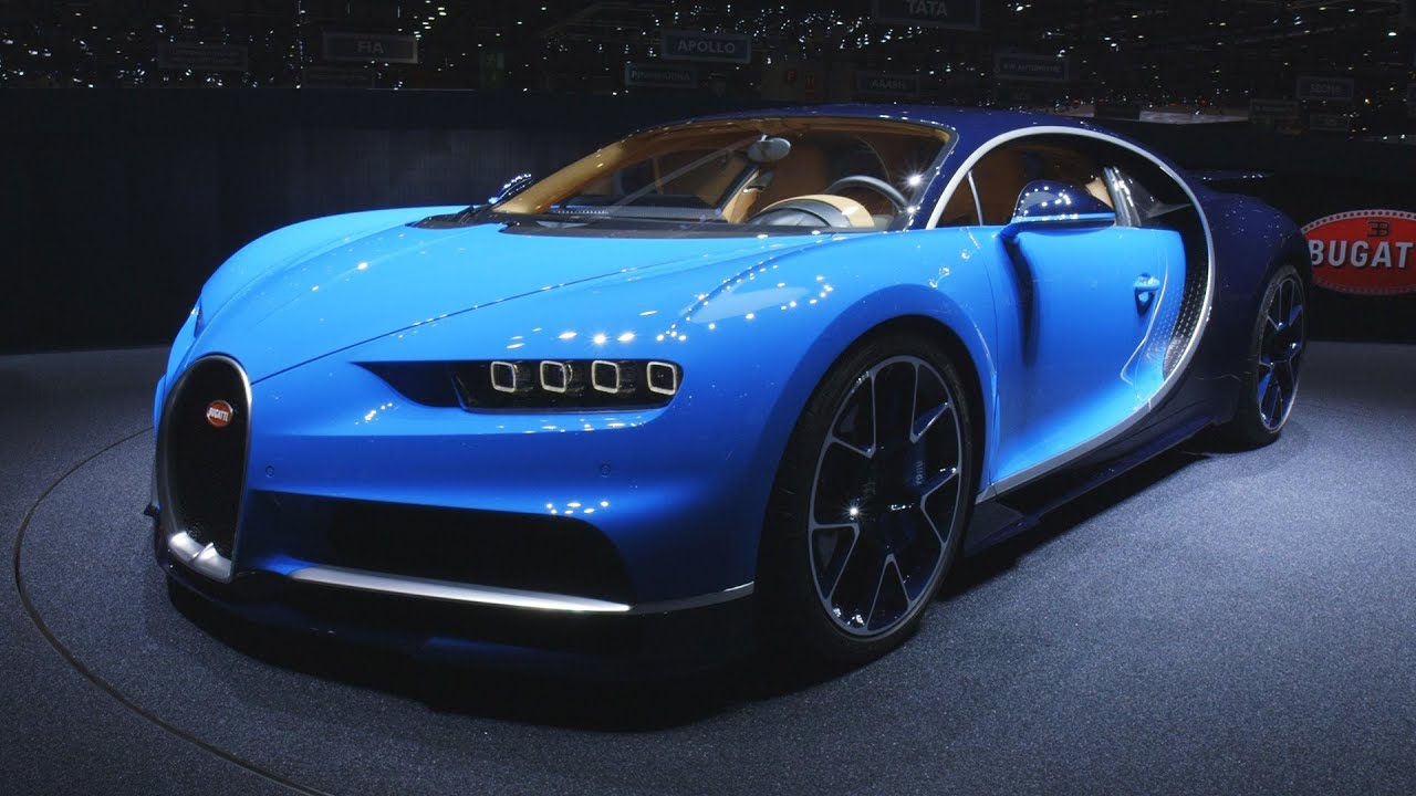 the bugatti chiron is the world 39 s fastest road car youtube. Black Bedroom Furniture Sets. Home Design Ideas