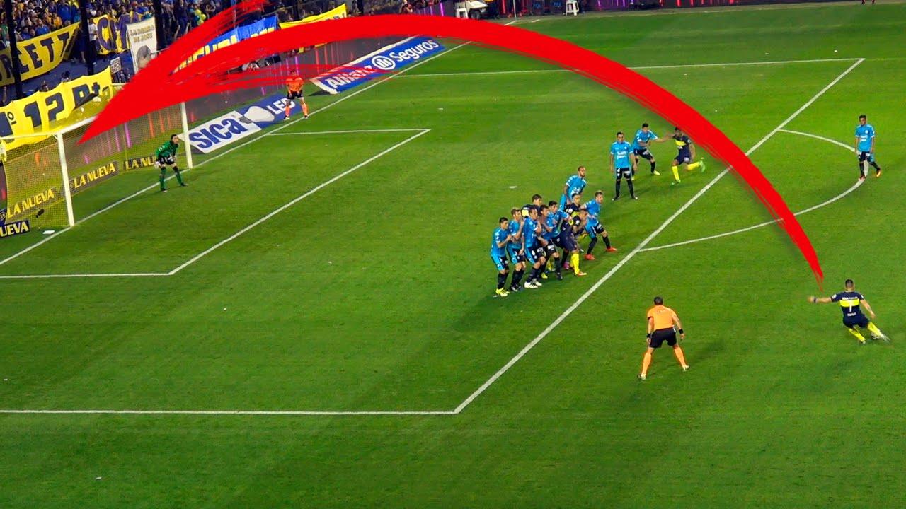 El mejor gol de tiro libre del mundo expulsi n de t vez - El mejor colchon del mundo ...