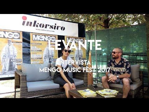 LEVANTE  Intervista @ Mengo Music Fest '17