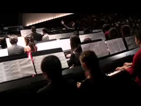 101 Pianists  San Francisco, January 17, 2011