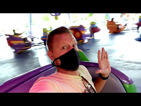 Disney's Hollywood Studios Reopens! | New Boarding Pass Procedures, Crowd Levels & Characters!