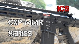ICS CXP MMR series at Fox Airsoft