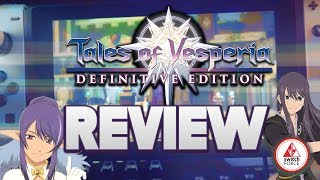 Tales of Vesperia Switch Definitive Edition REVIEW! (Handheld Mode Test)