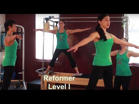 Upside-Down Pilates - Reformer Level I