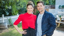 Pascale Hutton and Kavan Smith - Home & Family