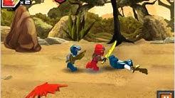 Lego Ninjago rok węży - gra online
