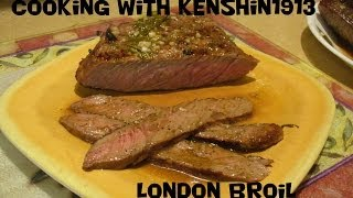 Cooking With Kenshin1913: London Broil