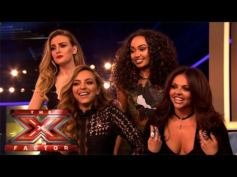 Little Mix give their advice to The Groups | The Xtra Factor 2015 Mp3