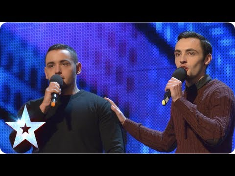Richard and Adam singing 'The Impossible Dream' - Week 2 Auditions | Britain's Got Talent 2013 en streaming