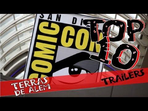 Top 10 Trailers da Comic Con San Diego