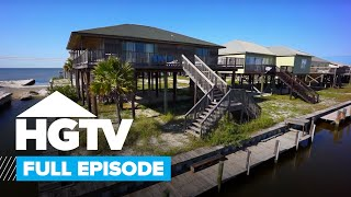 Full Episode: Boat Lovers' Bargain Hunt (S1, E1) | Beachfront Bargain Hunt | HGTV