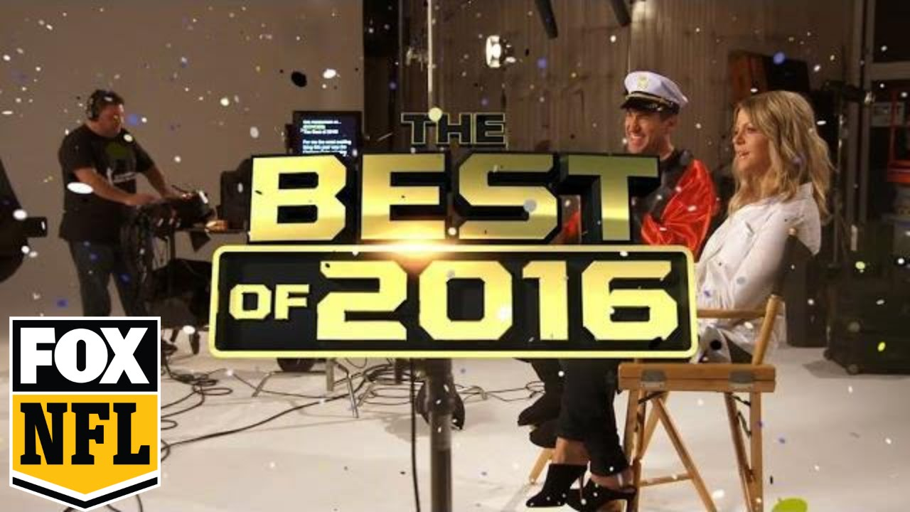 Riggle's Picks with Kaitlin Olson Best of 2016  FOX NFL SUNDAY
