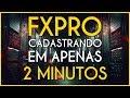 FXPRO - Cadastro, Cadastrar, Abrir Conta na Corretora Forex (Broker)