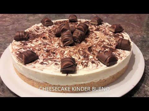 cheesecake-au-kinder-bueno-&-nutella-sans-cuisson-rapide-et-facile-à-faire
