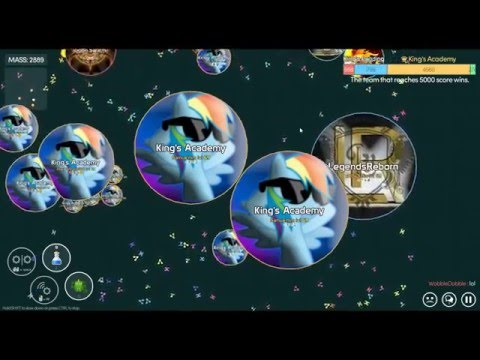 Mitosis The Game-Kings Landing Academy Guild War game play Including King's Landing