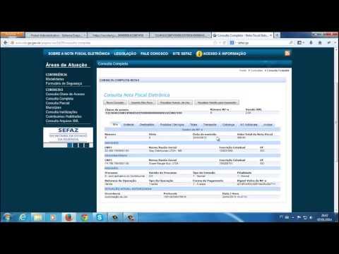 Sistema NFE Com PHP