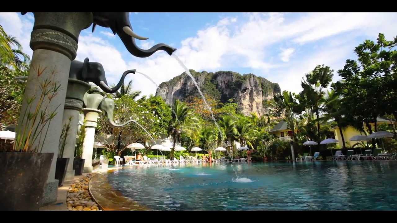 Golden Beach Resort Krabi Thailand