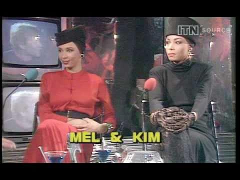 Mel & Kim interview on Razzmatazz
