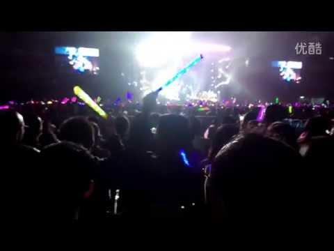Hero + Supernatural - Mariah Carey (Live @ ChongQing, China) - 15/10/14
