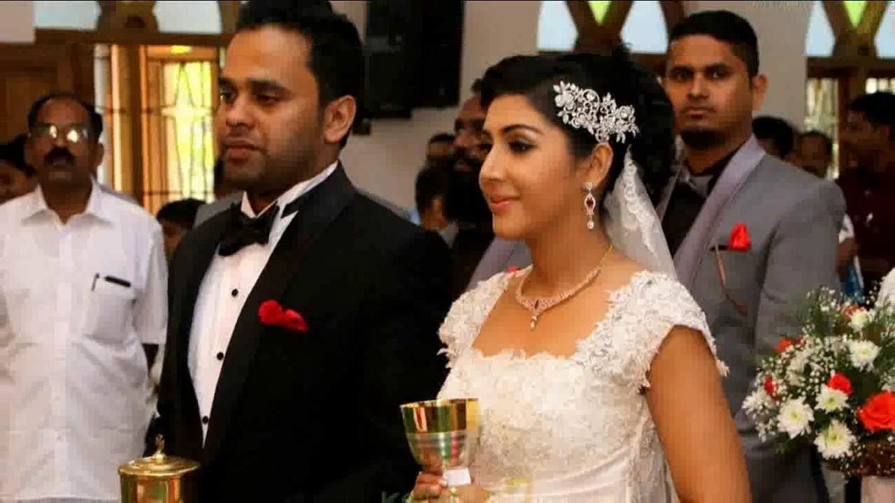 Actress Rosin Jolly Marriage Photos