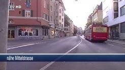 Bern, Bernmobil Trolleybus Linie 12, Trams und Postautos