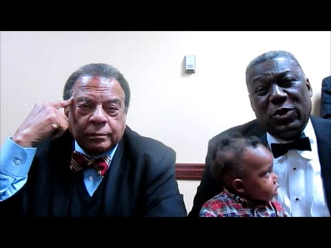 Interview:  Mindshare   with Icon Civil Rights Leader and Ambassador Andrew J  Young Jr