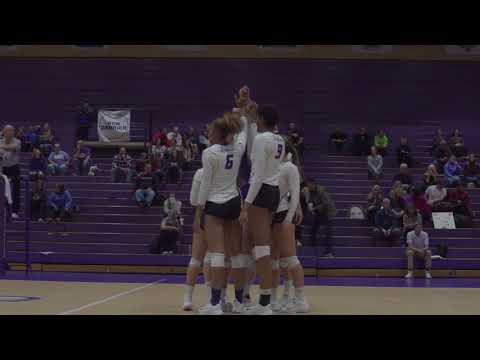 HIGHLIGHTS: JMU Volleyball vs. Hofstra