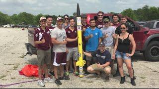 Texas A&M Aerospace Engineering- Senior Design Rocket
