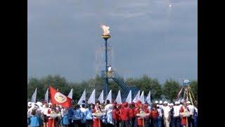 """Открытие праздника """"Королева спорта"""" (05.07.2019)"""