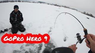 Gopro Hero 9 Ice Fishing Pike