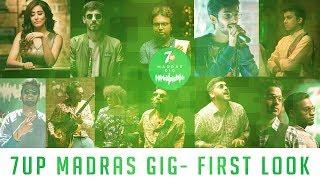 7Up Madras Gig First Look D. Imman, Leon James, Santhosh D, Vivek-Mervin, Oorka, Sajith Satya.mp3