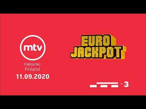 Eurojackpot Trekking 11/09/2020
