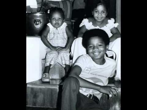 *RARE pics* The Jackson family