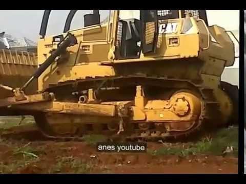 Mesin Alat Berat Bulldozer Teknologi Canggih Advanced Machine Made